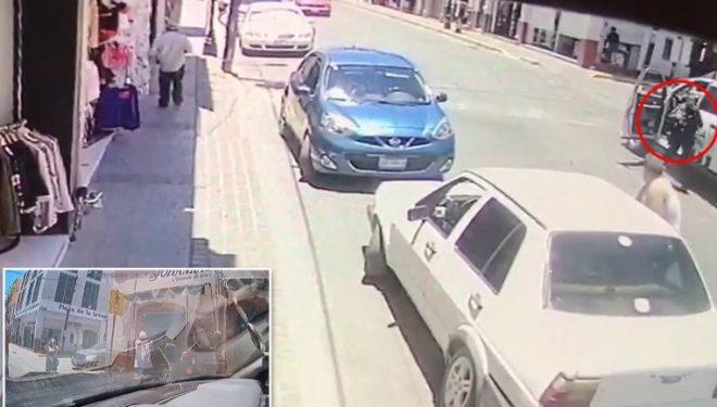 Në dukje një çift normal, zbrazin 20 plumba ndaj policëve (VIDEO)