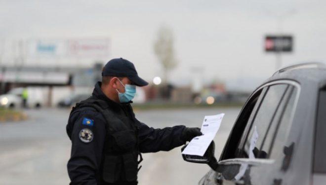 PK: Gjatë 24 orëve të fundit, ndaloi 72 persona, të cilët nuk i respektuan masat e vendosura nga autoritetet