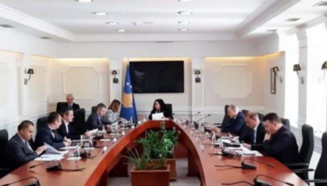 Osmani: Takova shefat e grupeve parlamentare lidhur me nismën legjislative për pandeminë