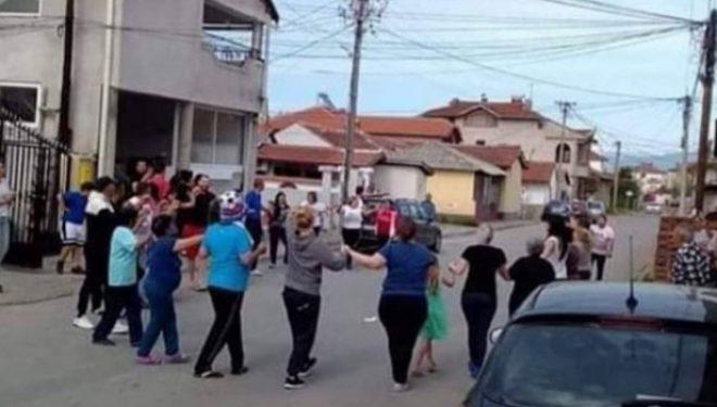 Në Gjevgjeli marrin nga 1.000 euro gjobë personat që luanin valle