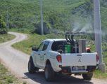 Nis dezinsektimin e zonave endemike në Malishevë