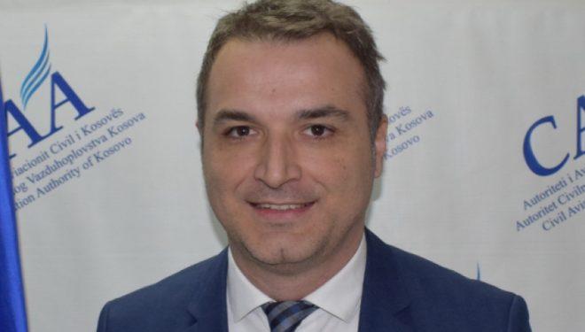 Ish/drejtorit të Aviacionit Civil, Berisha: Vendimi është krejtësisht politik