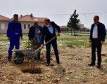 Ndërtimi i 22 shtëpive në Lagjen e Dëshmorëve në Podujevë