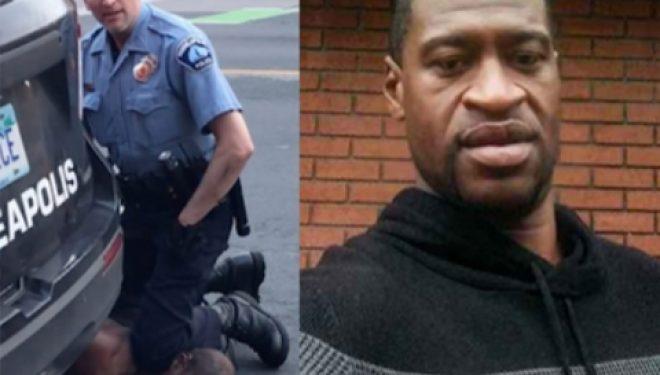 Në SHBA, arrestohet polici që ia vuri gjurin në qafë zezakut