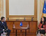 Osmani: Roli i Autoritetit Kosovar të Konkurrencës esencial për mbrojtjen e interesave të qytetarëve
