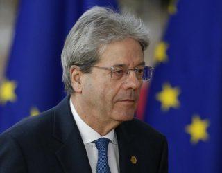 Gentiloni: Një mundësi të madhe i ofroi BE Italisë
