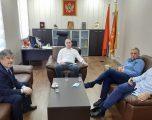 Ambasadori i Kosovës në Mal të Zi viziton komunën e Tuzit