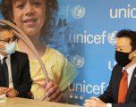Zyra e UNICEF-it në Kosovë e forcon reagimin ndaj COVID-19 me mbështetjen e Qeverisë së Japonisë