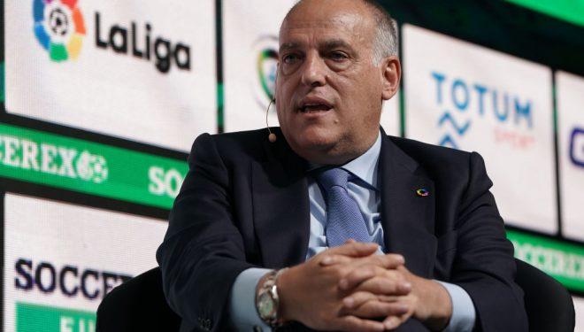 La Liga, presidenti zbulon datën e rifillimit të kampionatit