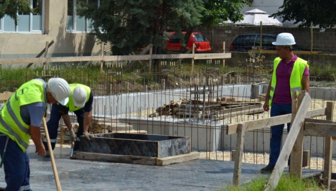 Koronavirusi ndikon në sektorin e ndërtimit në Maqedoninë e Veriut