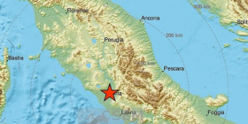 Kryeqyteti italianë goditet nga tërmeti