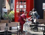 Shkup, rihapen restorantet dhe kafenetë