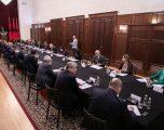 Meta në takim me ambasadorët: Shembja e Teatrit, dëm i pamerituar ndaj procesit të integrimit europian të vendit