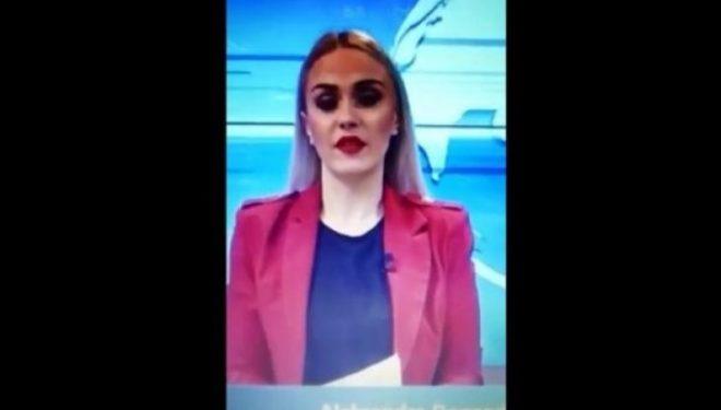 """I referohet Kosovës me termin """"Kosova dhe Metohija"""", gazetarja e RTK-së"""