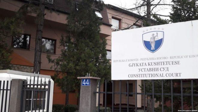 Gjykata Kushtetuese merr vendim për Ligjin për Paga
