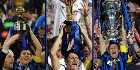 10 vjet më parë Interi fitoi Ligën e Kampionëve dhe kompletoi tripletën