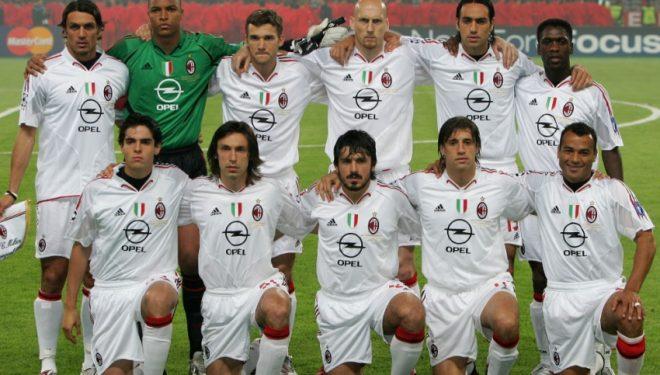 Ancelotti: Skuadra e Milanit që humbi Ligën e Kampionëve ndaj Liverpool në vitit 2005 ishte më e mirë se ekipet fituese të vitit 2003 dhe 2007