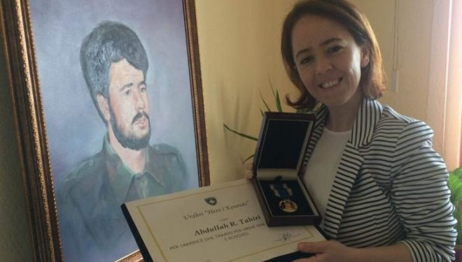 Ja la emrin vajzës Republikë, u burgos dhe më pas u ekzekutua në Burgun e Dubravës nga forcat serbe