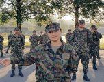 """Shpëtoi një grua, ushtria e Zvicrës dekoron ushtaren me prejardhje shqiptare – Antigona bëhet personi i parë që merr """"shiritin CdA"""""""