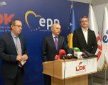 LDK i bën publikë emrat e ministrave në Qeverinë Hoti