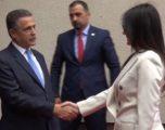 Meliza Haradinajt nuk ia dorëzoi detyrën Glauk Konjufca