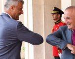 Thaçi e Metën takohen në Shqipëri: Biseduam për dialogun Kosovë-Serbi