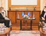 Vjosa Osmani: Kuvendi do të ketë rol të rreptë mbikëqyrës dhe do të insistojmë maksimalisht në rritjen e transparencës për procesin e dialogut