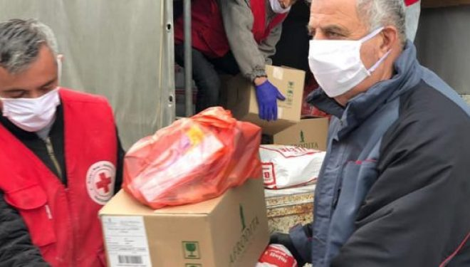 Kryqi i Kuq i Kosovës: Jem mirënjohës për mbështetjen e donatorëve gjatë pandemisë COVID-19