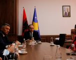 Krasniqi në takim me përfaqësuesit e Shoqatës së Përpunuesve të Drurit të Kosovës