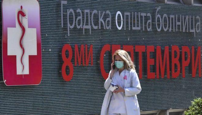Maqedonia e V. rikthen orën policore pas shtimit të rasteve me COVID-19