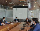 Ministri Likaj takoi rektorët e universiteteve publike