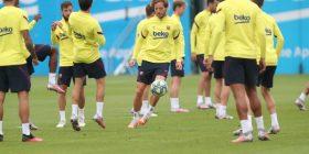 Mori pjesë në një ditëlindje duke thyer protokollin, Barcelona përjashton nga stërvitja yllin e skuadrës