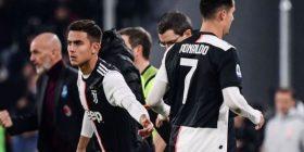 Sarri: Nuk është e lehtë për Dybalan dhe Ronaldon të luajnë bashkë