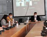 Likaj u takua me donatorët dhe partnerët zhvillimorë në arsim