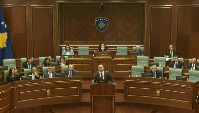 VV thotë se Kosova nuk fitoi asgjë në Uashington