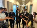 Zemaj në Kirurgjinë Torakale: Asnjë pacient s'do të mbesë pa u trajtuar