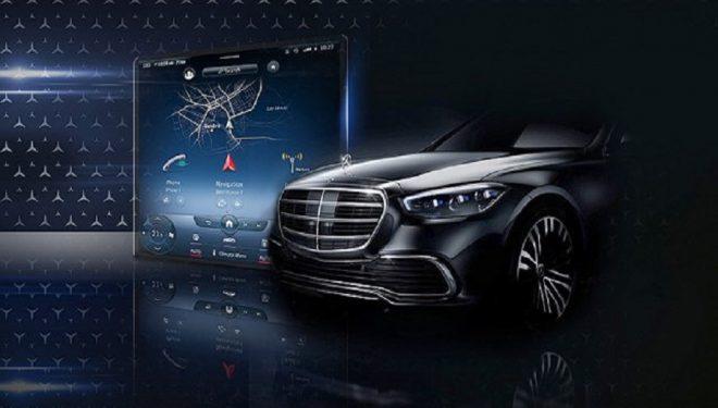 Mercedes gradualisht zbulon modelin S-Class