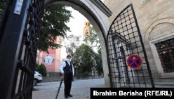 Bajrami në Maqedoninë e Veriut falet me numër të vogël besimtarësh