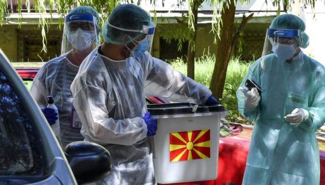 Dita e dytë e votimit në Maqedoninë e Veriut