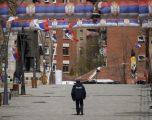 Lista e dyfishtë e të infektuarve në zonat me shumicë serbe në Kosovë