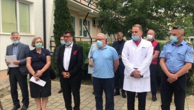 137 raste me Covid-19 po trajtohen në Gjilan
