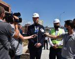 Përfundon asfaltimi i Veternikut, ministri Abrashi paralajmëron investime të reja