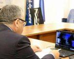 Veliu në cilësinë e Koordinatorit, flet me amerikanët për terrorizmin