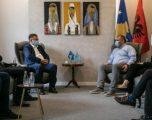Kuçi e Ahmeti nënshkruajnë memorandum bashkëpunimi