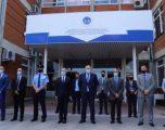 Veliu në AKSP, ndjek nga afër trajnimet e kadetëve policorë