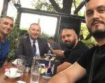 Ministri Zemaj njofton se nga Covid-19 humbi jetën miku i tij