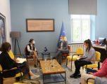 Zemaj bisedon për Covid-19 me përfaqësuesit e OBSh-së