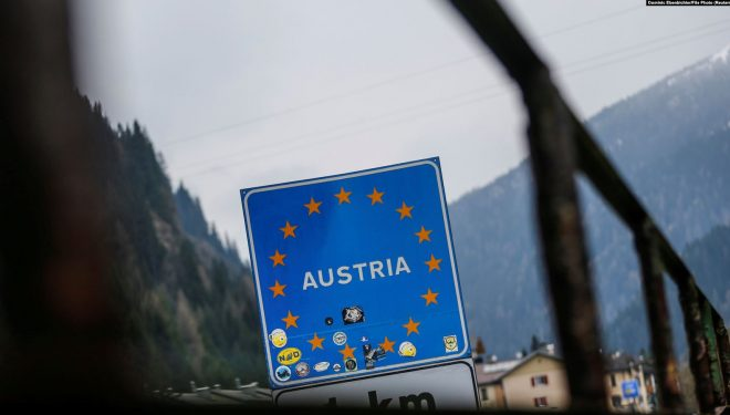 Austria rihapë kufijtë ajrorë me Ballkanin, përfshirë edhe Kosovën