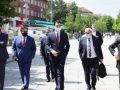 Vazhdon vizita e Lulzim Bashës në Kosovë