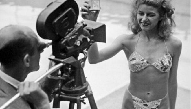 Bikinit dalin për herë të parë në shitje para 74 viteve